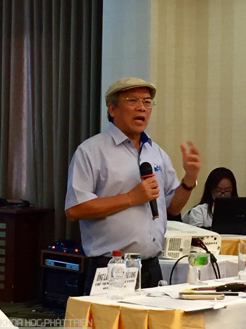 Ông Nguyễn Hữu Lệ - Chủ tịch Hội đồng quản trị Công ty TMA Solutions