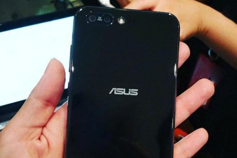 Hình ảnh rò rỉ của Asus ZenFone 4.