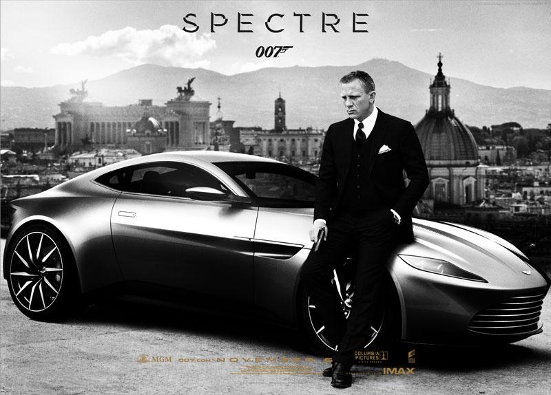 3. Spectre. Tổng doanh thu: 95,2 triệu bảng.