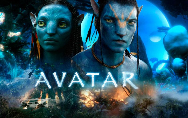 4. Avatar. Tổng doanh thu: 94 triệu bảng.