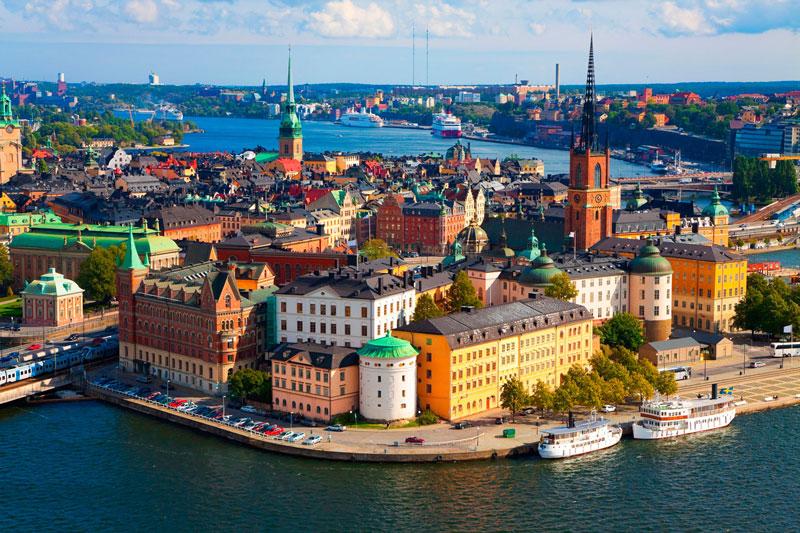 3. Đan Mạch. Chiều cao trung bình: 1,826m.