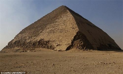 Tiết lộ bí ẩn về phần lõi ma quái của các Kim tự tháp Ai Cập - 4