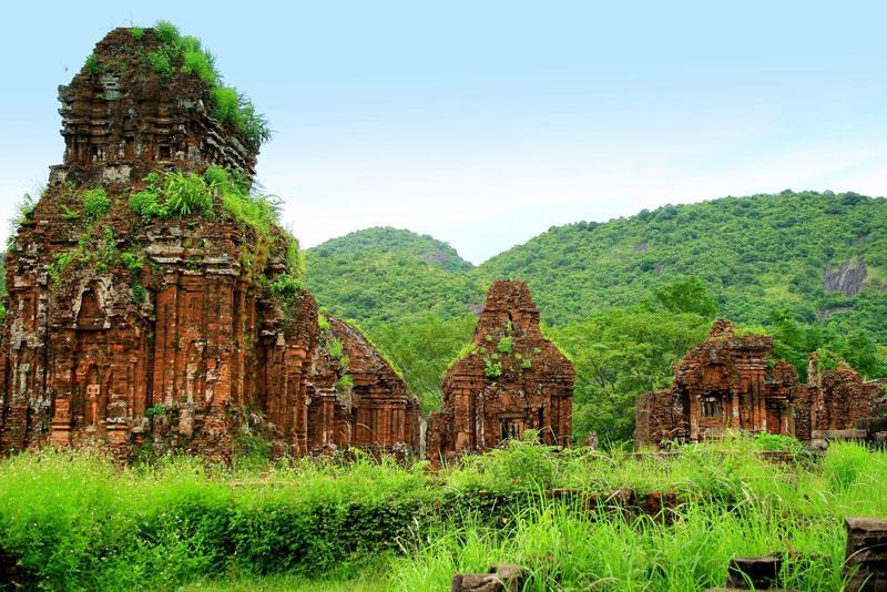 Hiện nay, nơi đây là một trong những điểm tham quan hấp dẫn bậc nhất tỉnh Quảng Nam nói riêng và Việt Nam nói chung. Ảnh: Ngobadung.