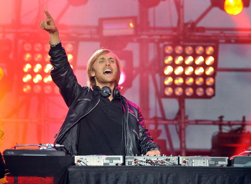 7. David Guetta. Thu nhập: 25 triệu USD/năm.