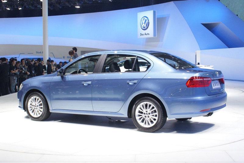 2. Volkswagen Lavida (doanh số: 255.786 chiếc).
