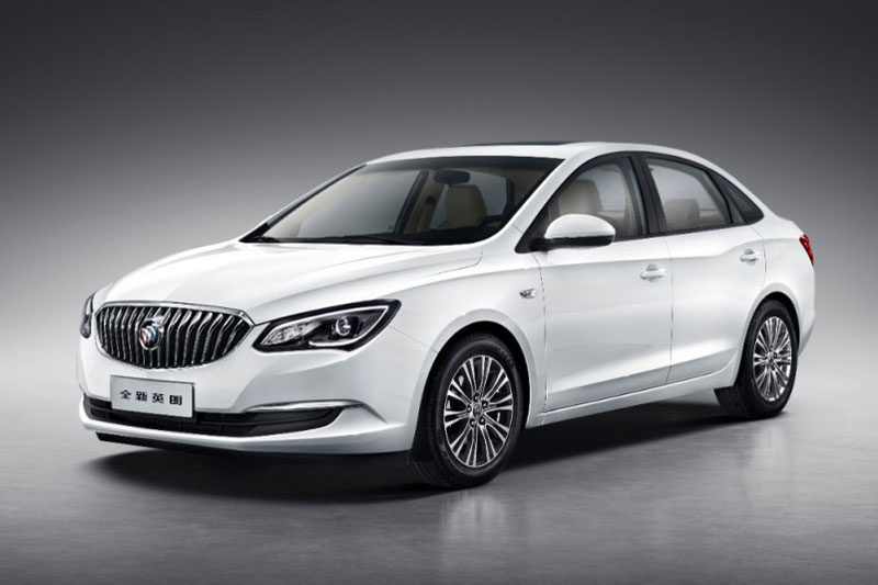 4. Buick Excelle (doanh số: 199.711 chiếc).