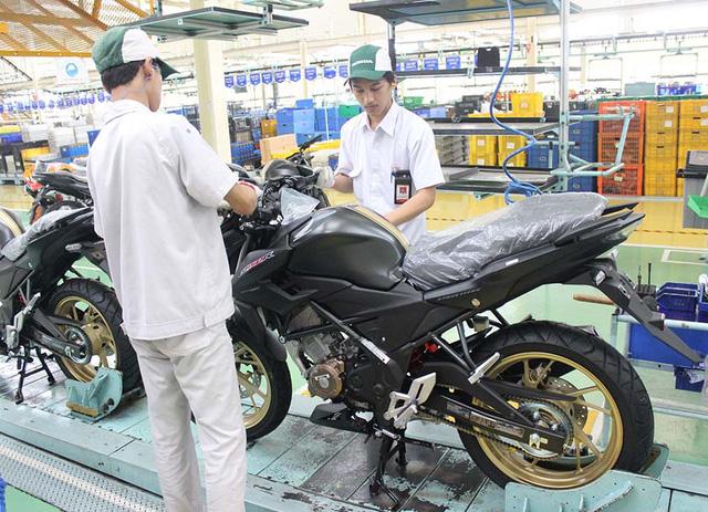 2 màu sơn mới của Honda CB150R StreetFire phiên bản đặc biệt