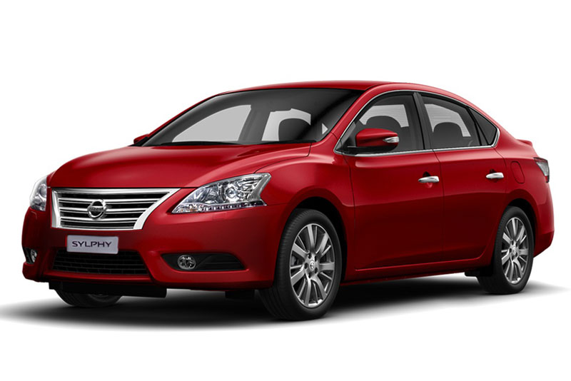 6. Nissan Sylphy (doanh số: 180.165 chiếc).