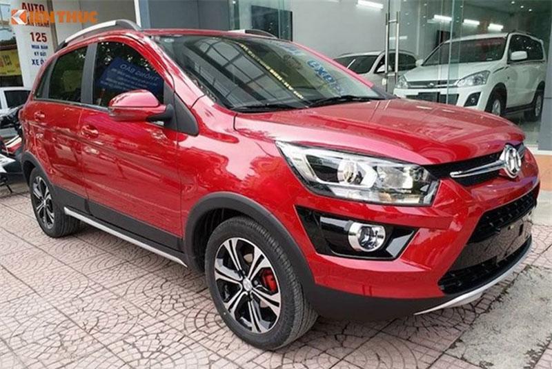 """Cận cảnh """"xe Tàu"""" BAIC X25 giá 468 triệu tại Việt Nam. Phân khúc crossover hạng B giá rẻ tại Việt Nam lại vừa đón nhận thêm một mẫu xe mới có xuất xứ từ Trung Quốc là BAIC X25. (CHI TIẾT)"""