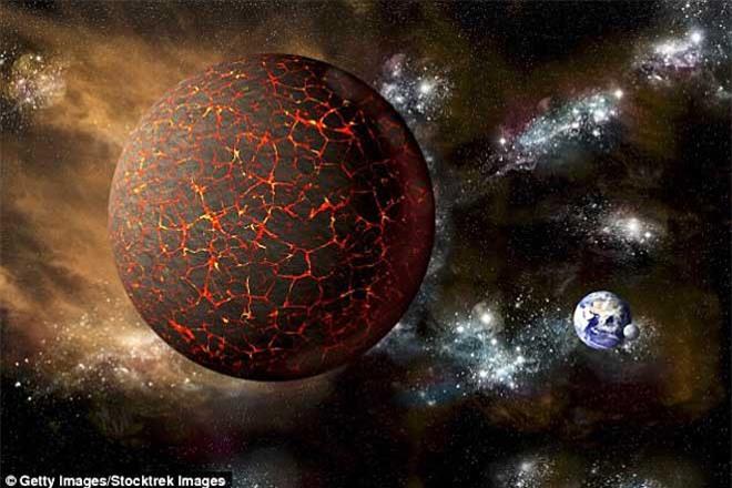 Nhật thực có thể khiến hành tinh X bí ẩn đâm vào Trái đất? - 1