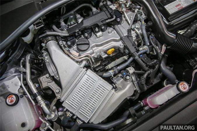 Toyota ra mat xe oto CH-R
