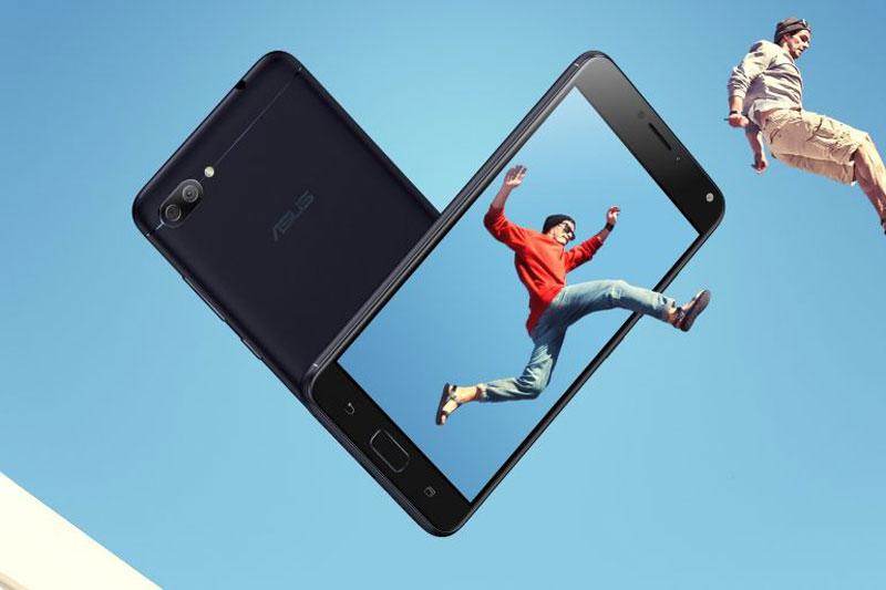 ZenFone 4 Max đem đến cho khách hàng 3 tùy chọn về màu sắc gồm đen, vàng và hồng. Giá khởi điểm của máy tại Nga là 235 USD (tương đương 5,33 triệu đồng).