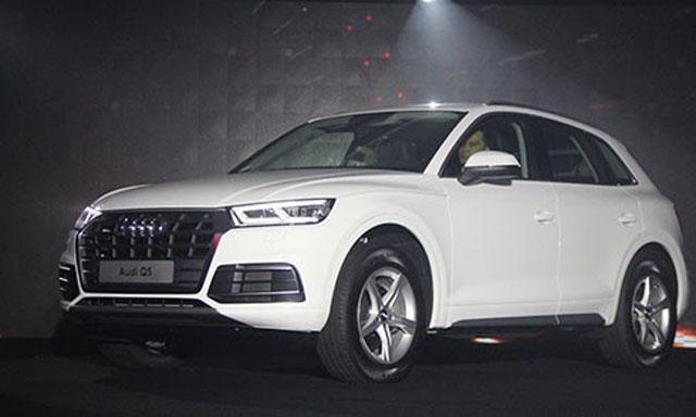 Audi Q5 thế hệ mới ra mắt tại Việt Nam.