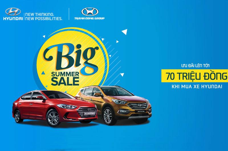 """Bảng giá xe Hyundai tháng 8/2017: SantaFe và Elantra giảm giá """"khủng"""". Nhằm giúp quý độc giả tiện tham khảo trước khi mua xe, Khoa học & Phát triển xin đăng tải bảng giá xe Hyundai tại Việt Nam tháng 8/2017. Mức giá này đã bao gồm thuế VAT. (CHI TIẾT)"""