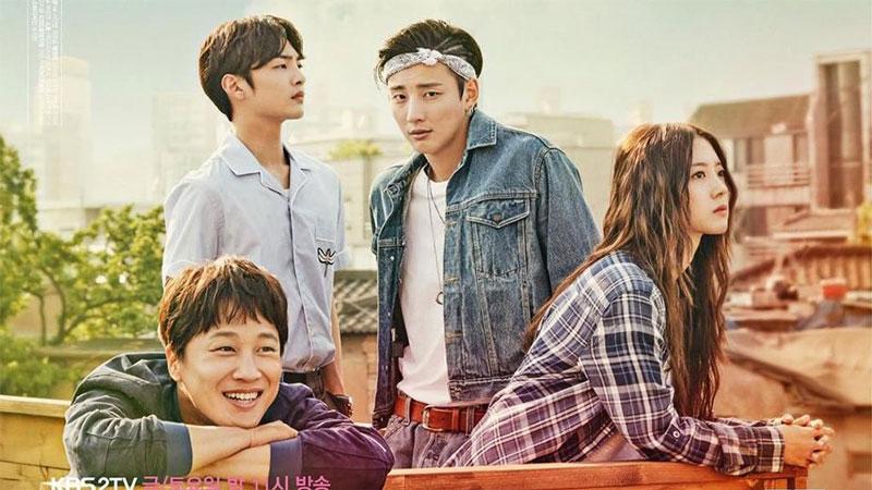 10. The Best Hit (tạm dịch: Cú đánh cực đỉnh). Bộ phim nói về cuộc sống hỗn độn của một nhóm người trong độ tuổi hai mươi khi họ lo lắng về cách kết nối với mọi người, làm thế nào để yêu và làm sao để thành công trong thế giới khắc nghiệt này. Phim có sự góp mặt của dàn diễn viên Yoon Shi-yoon, Lee Se-young, Kim Min-jae, Cha Tae-hyun…