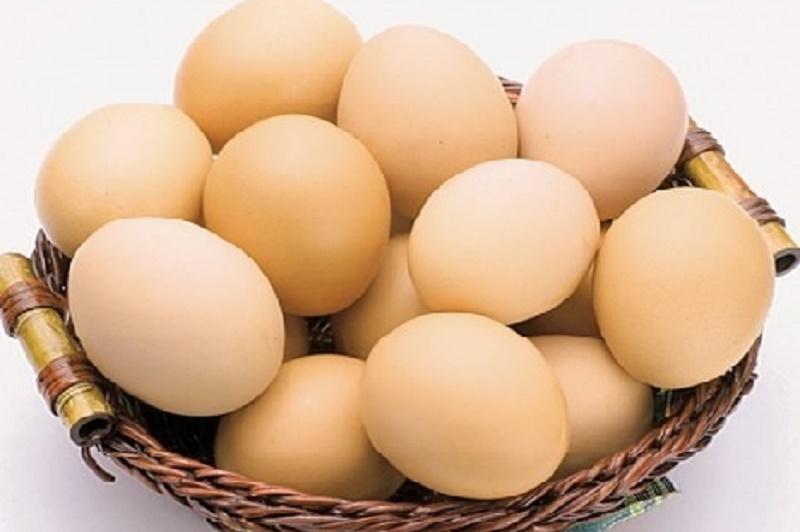 Trứng gà. Ảnh minh họa.