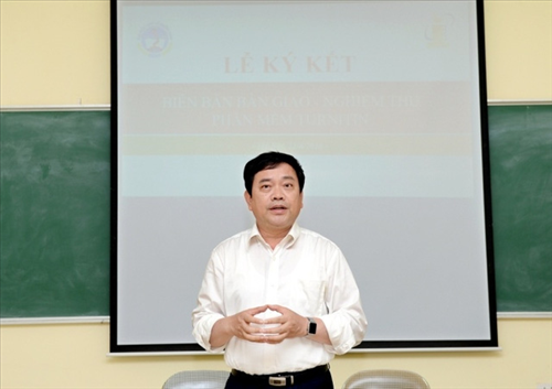 Giáo sư Trần Thọ Đạt