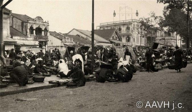 Cho Lon nam 1925 qua loat anh cua nguoi Phap (2)