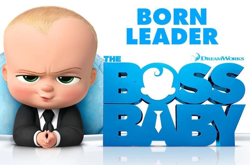 8. The Boss Baby (tạm dịch: Nhóc trùm). Tổng doanh thu: 497,5 triệu USD.