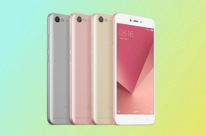 Hình ảnh Xiaomi Redmi Note 5A được Lin Bin đăng tải.