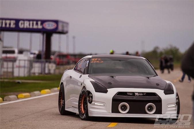 """""""Lac mat"""" voi Nissan GT-R 2500 ma luc nhanh nhat The gioi-Hinh-3"""