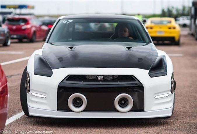 """""""Lac mat"""" voi Nissan GT-R 2500 ma luc nhanh nhat The gioi-Hinh-4"""