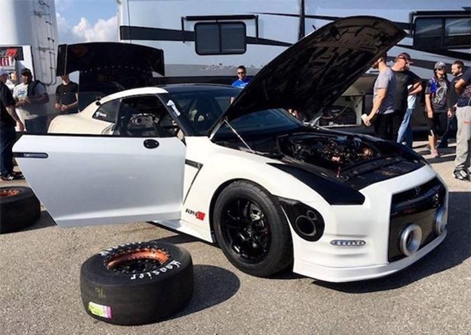 """""""Lac mat"""" voi Nissan GT-R 2500 ma luc nhanh nhat The gioi-Hinh-7"""