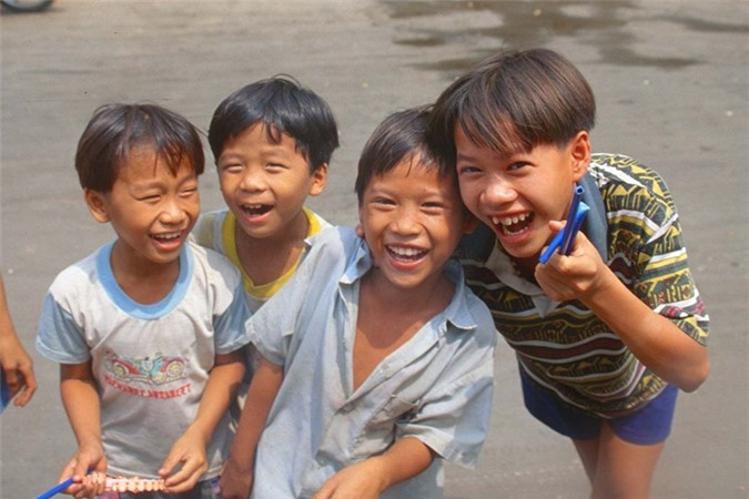 Loat anh tuyet voi ve Viet Nam cuoi thap nien 1990 (2)-Hinh-13