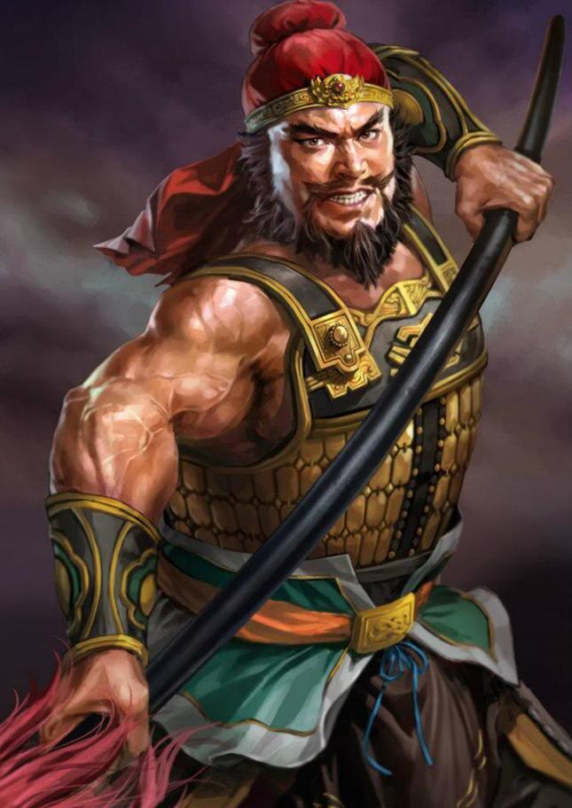 Mãnh Tướng Trương Phi.