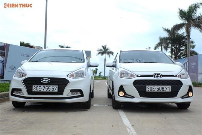 Hyundai Grand i10 tai Viet Nam