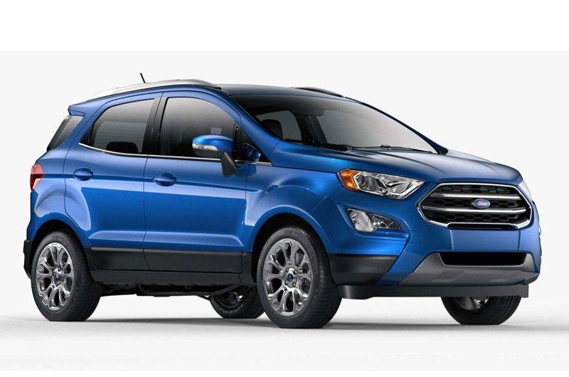 6. Ford Ecosport 2018.