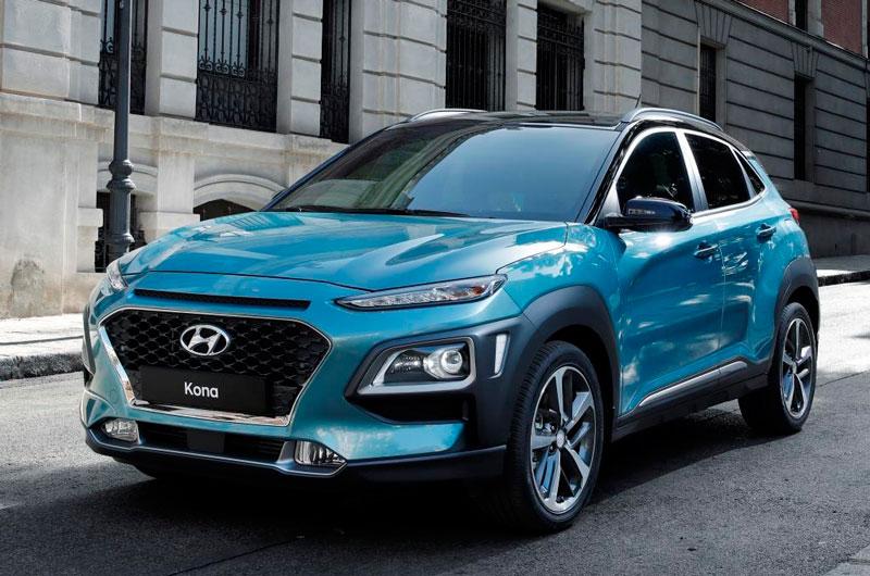 7. Hyundai Kona 2018.