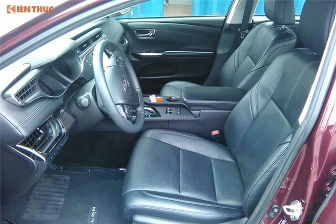 Can canh Toyota Avalon Limited gia 2,56 ty tai Viet Nam-Hinh-5
