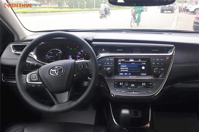 Can canh Toyota Avalon Limited gia 2,56 ty tai Viet Nam-Hinh-6