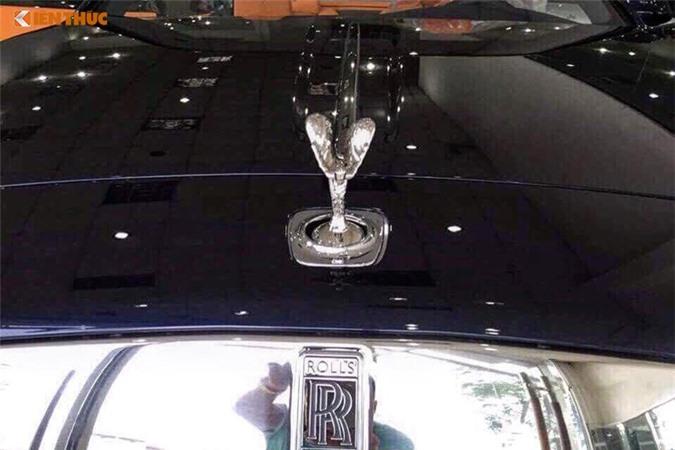 Chi tiet xe sang Rolls-Royce Dawn gia 40 ty tai Sai Gon-Hinh-3