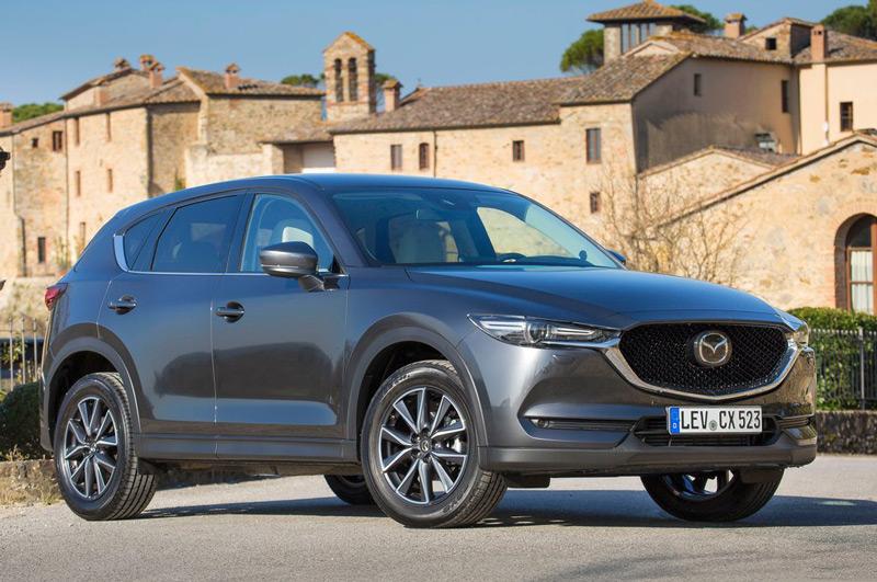 10 xe SUV và crossover cỡ trung tốt nhất năm 2017: Mazda CX-5 góp mặt. Trang CB vừa bầu chọn ra danh sách 10 xe SUV và crossover cỡ trung tốt nhất năm 2017. Trong đó có sự xuất hiện của Mazda CX-5. (CHI TIẾT)