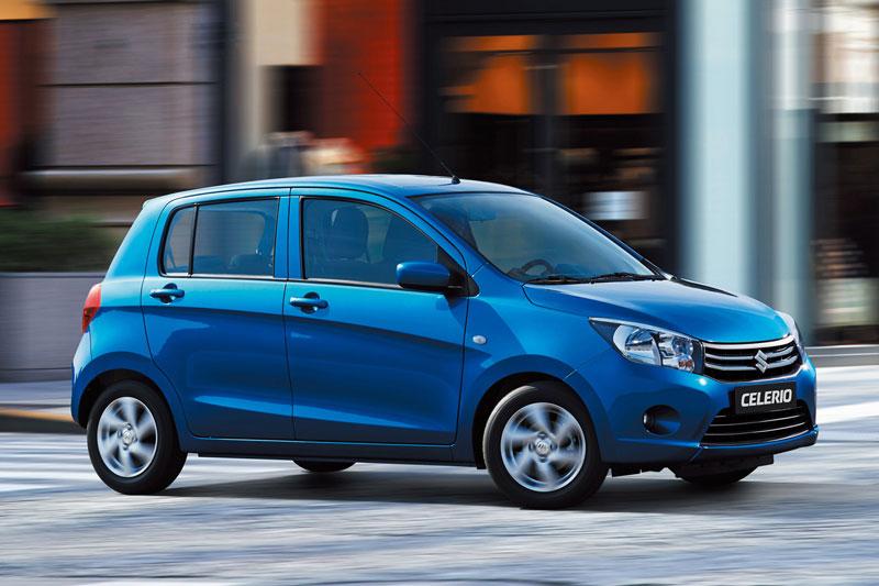Cận cảnh xe hatchback giá rẻ vừa được Suzuki ra mắt ở Việt Nam. Suzuki Celerio vừa được giới thiệu tại Triển lãm ôtô Việt Nam 2017 diễn ra đầu tháng 8 này. Dưới đây là những hình ảnh và thông tin chi tiết về mẫu hatchback giá rẻ này. (CHI TIẾT)