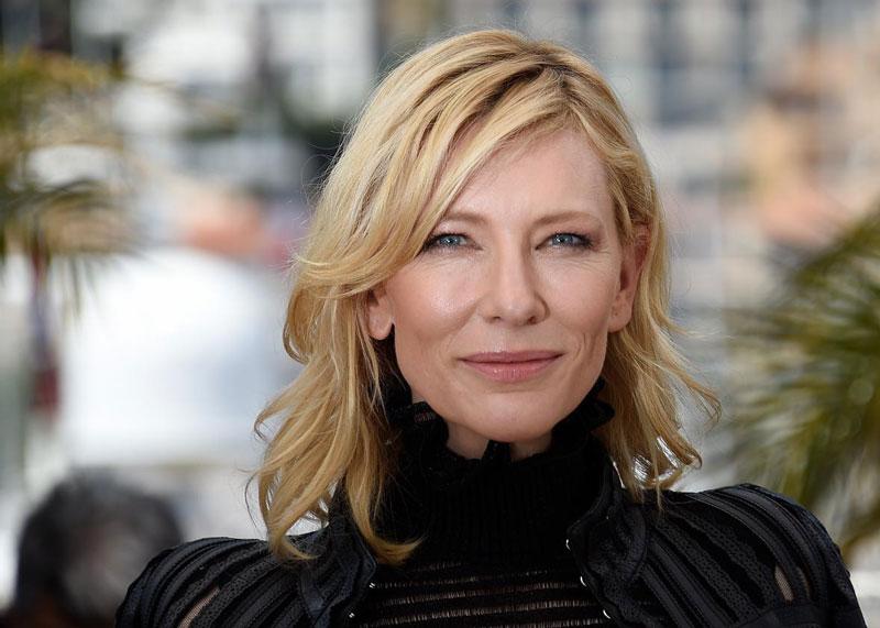 =8. Cate Blanchett. Tổng thu nhập: 12 triệu USD/năm.
