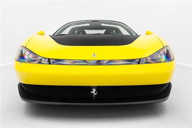 Sieu xe la Ferrari Sergio duoc ban voi gia 6,1 trieu USD hinh anh 1