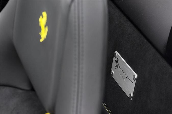 Sieu xe la Ferrari Sergio duoc ban voi gia 6,1 trieu USD hinh anh 2
