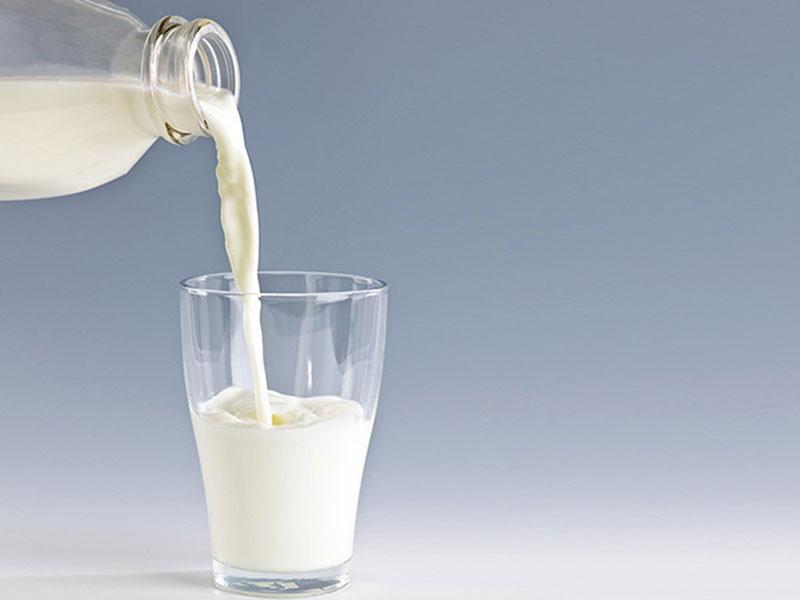 Sữa tươi. Ảnh minh họa.