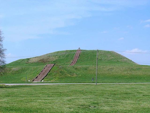 """""""Núi Thầy Tu"""" ở Mỹ."""