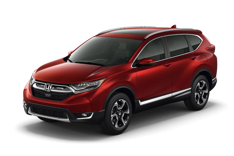 5. Honda (doanh số: 2.507.981 chiếc).