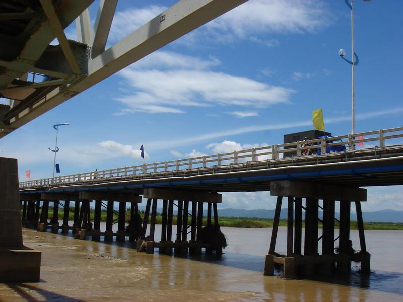 Tổng kinh phí đầu tư xây dựng của cây cầu này lên tới 420 tỷ đồng. Ảnh: Pathfinderpy88.