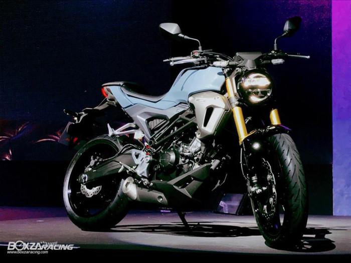 """""""Tất tần tật"""" về naked bike Honda CB150R giá từ 68,4 triệu. Sau khi"""