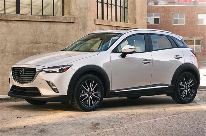 Mazda sắp ra mắt CX-3 2018. Dòng crossover cỡ nhỏ Mazda CX-3 phiên bản 2018 sẽ được trình làng với nhiều tính năng hiện đại như hệ thống hỗ trợ phanh thông minh, điều hòa tự động và hệ khung gầm mới. (CHI TIẾT)