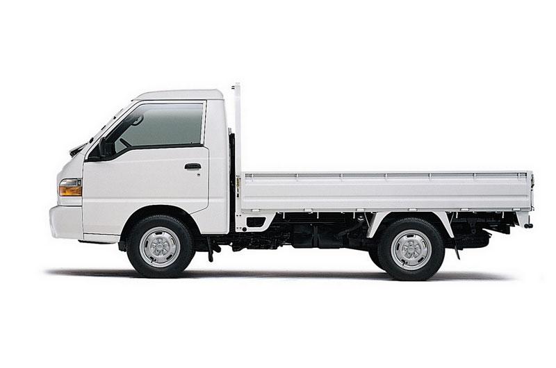 4. Hyundai Porter (doanh số: 6.550 chiếc).