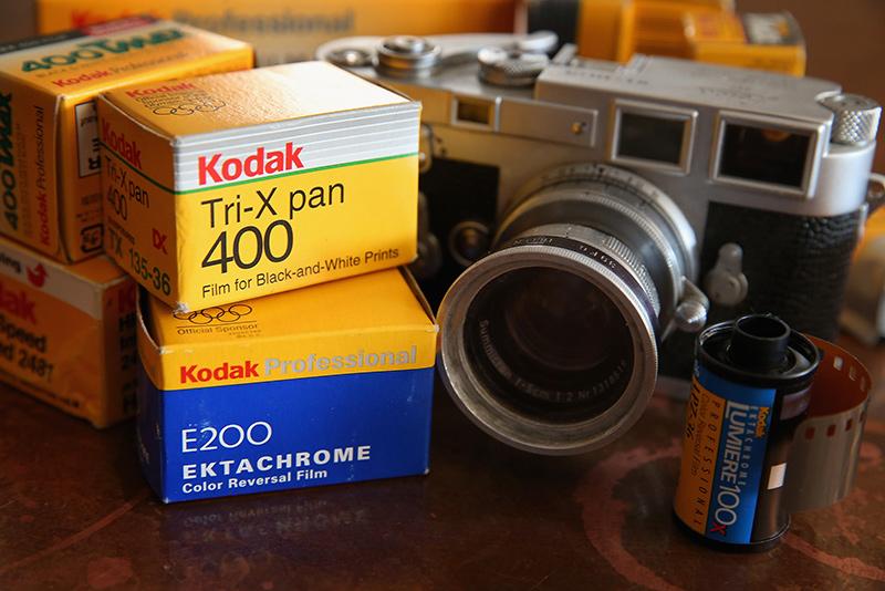 Kodak dù bị phá sản nhưng vẫn có giá trị lớn nhờ danh sách bằng sáng chế mà công ty sở hữu. Ảnh: Fortune