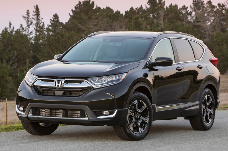 6. Honda CR-V (doanh số: 380.372 chiếc).