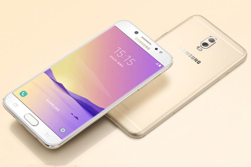 Samsung Galaxy C8.